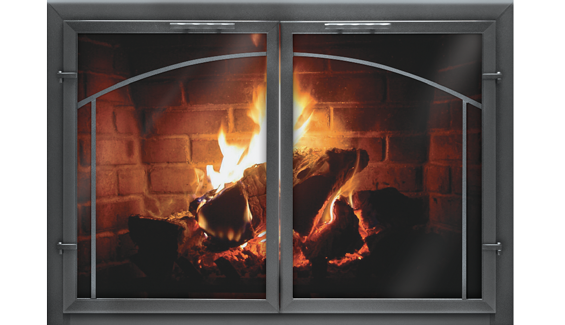 Fireplace Glass Doors We Sell